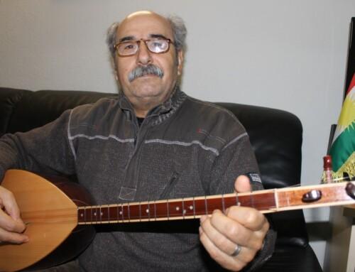 Måtte flygte på grund af kurdisk musik
