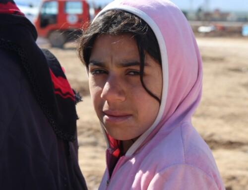 Det ser sort ud for kurderne: Amnesty