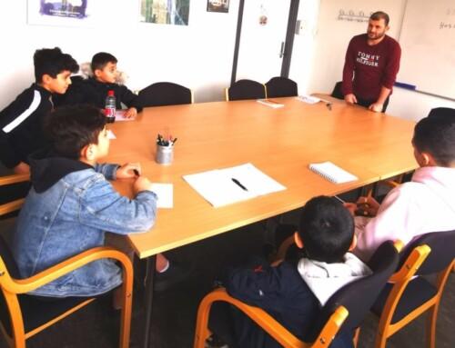 Kurdisk undervisning startet i Esbjerg