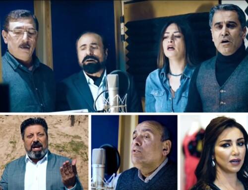 Ny sang til støtte for kurdisk enhed