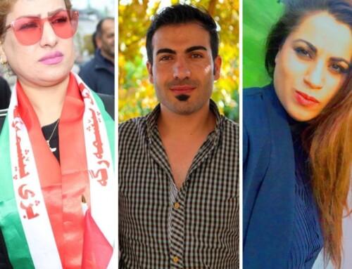 Danske kurdere bekymrede for familie i Iran