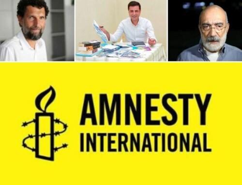 Amnesty International lancerer kampagne for fanger