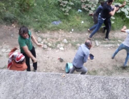 Angreb på kurdiske høstarbejdere vækker vrede