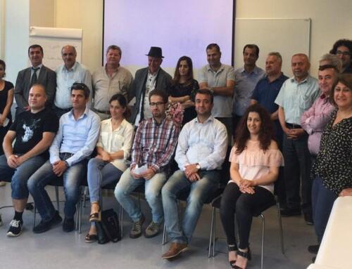 Kurdisk institut åbnet i København