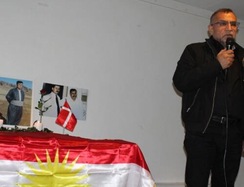 """Dansk-kurdisk peshmerga's søn død af corona: """"Bare jeg døde i stedet for min søn"""""""
