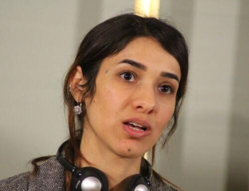 Mor til Nadia Murad ligger i massegrav, der bliver udgravet