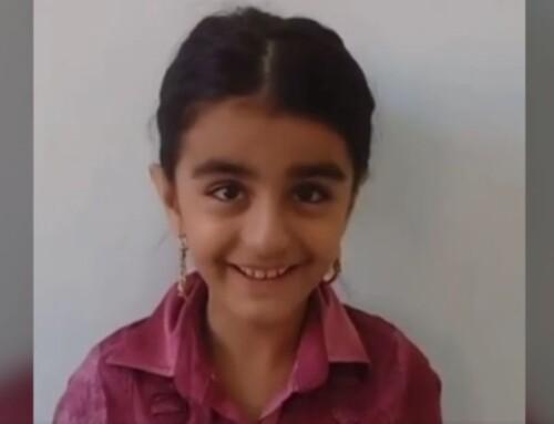 Hjerteskærende video af pigen, der druknede på vej til Europa