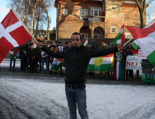 Danske kurdere takker Folketinget for støtte til Rojava