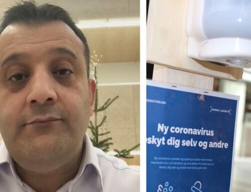 12 kurdere smittet med corona i Hillerød