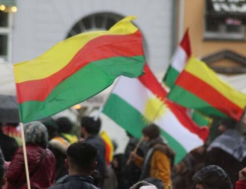 MF'ere opfordrer til kurdisk sammenhold