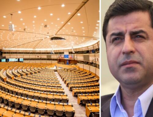 Europa-Parlamentet: Løslad Selahattin Demirtaş