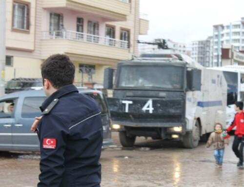 139 HDP-folk anholdt