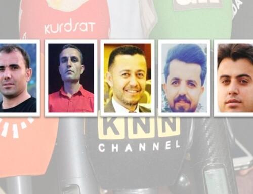 Seks års fængsel til journalister i Kurdistan