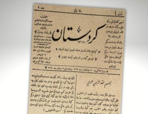 123 år med kurdisk journalistik