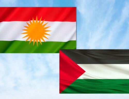 Derfor støtter kurderne Palæstina