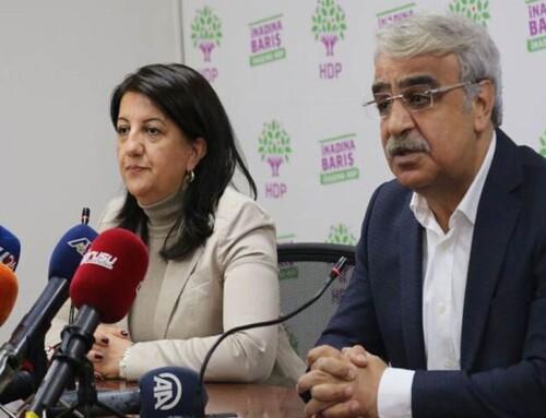 HDP fordømmer Israel