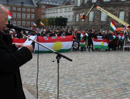 Kurdisk forening vil ikke deltage i syriske sit-in-protester