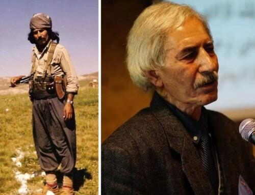 """""""Bjergets tiger"""": Kendt peshmerga Zahir Badri har mistet livet"""
