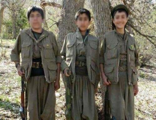 USA: PKK og Tyrkiet bruger børnesoldater