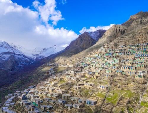 Hewraman er kommet på UNESCO's Verdensarvsliste