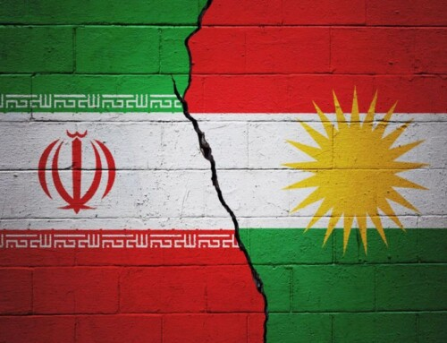 Iran angriber kurdiske grupper